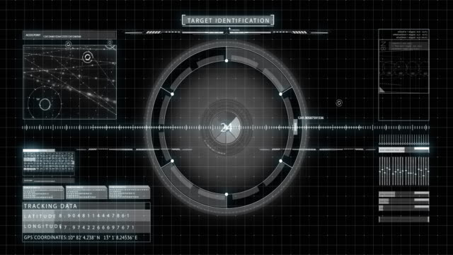 HUD interface video