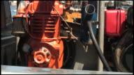 (HD1080i) Internal Combustion Engine: Orange video