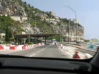 International Borders: Driving Across France - Italy Boundary video