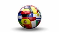 International Soccer Ball video