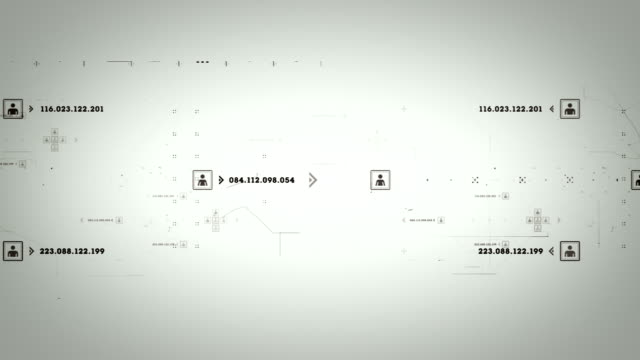 Internet Ports White Tracking video