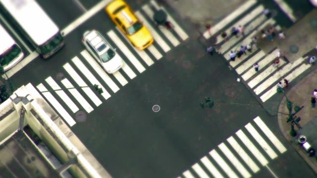 Intersection in New York video