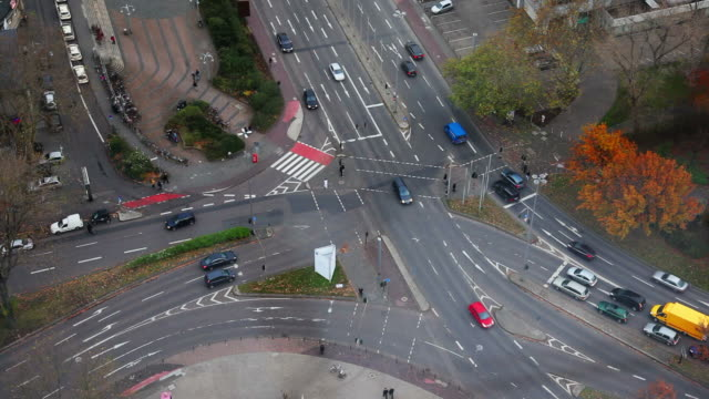 Intersection video