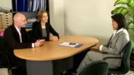 Interview video
