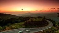 Inthanon mountain video