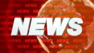 NEWS intro video video
