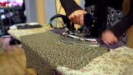 HD: Ironing video