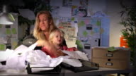 Irresponsible parenting video