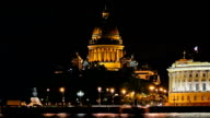 Isaac's Cathedral - a view from the waterfront video