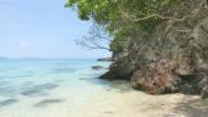 Island and beach video