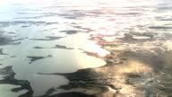 Island Archipelago Aerial video