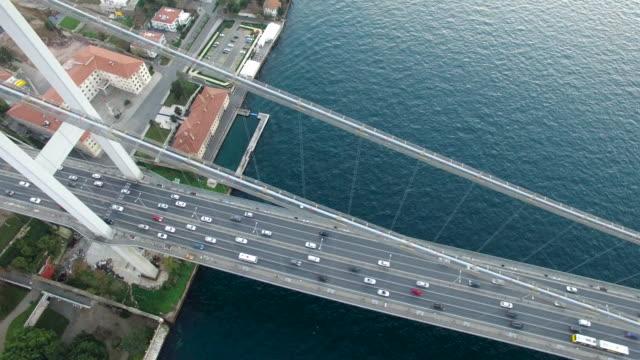 Istanbul Bosphorus Bridge video