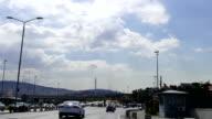 Istanbul BOSPORUS Bridge video