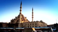 Istanbul New Mosque video