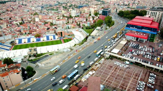 Istanbul panorama video