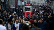 istiklal avenue video