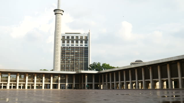 Istiqlal Mosque Jakarta video