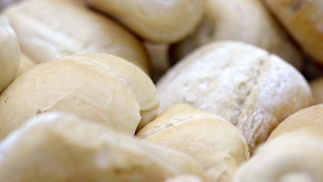 Italian bread video HD video