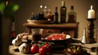 Italian Food and Wine video