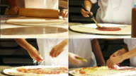 italian pizza video