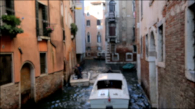 Italy summer day venice city video