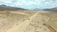 It's a long drive through the desert video