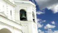 Ivan the Great Bell. Moscow Kremlin, Russia. UNESCO World Heritage Site video