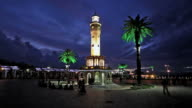 Izmir Clock Tower video