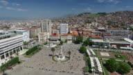 Izmir Konak Square and Clock Tower Turkey video