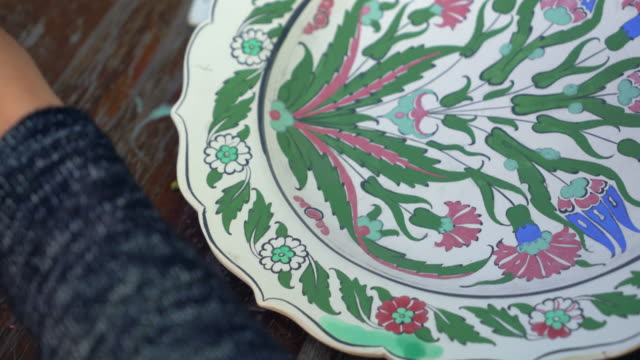 Iznik Tiles video