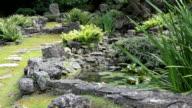 jaanese garden video