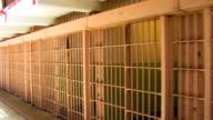 Jail Corridor HD video