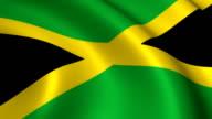 Jamaica Flag Loopable video