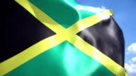 Jamaican Flag High Detail video
