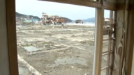 Japan tsunami aftermath video