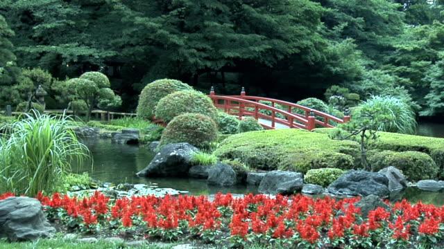 Japanese Garden 3 video
