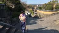Japanese KIMONO video