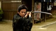 Japanese Ronin Warrior video
