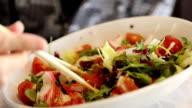 Japanese Salmon Salad video