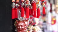 Japanese souvenir keychains gift for tourists and visitors video