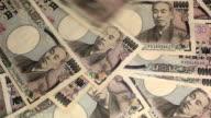 Japanese yen video
