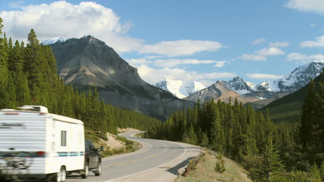 HD: Jasper National Park video