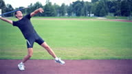Javelin Thrower video