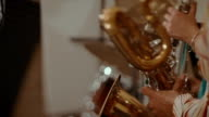 Jazz Saxophone Players video