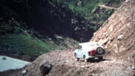 (8mm Vintage) 1966 Jeep Mountain Driving video