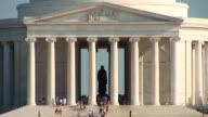 Jefferson Memorial - close video