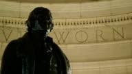 Jefferson Memorial Statue video