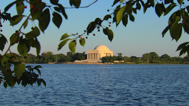 HD Jefferson Memorial Zoom_4 (1080/24P) video