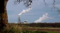 Jeffrey Coal Power Plant video