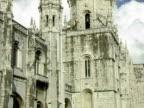 Jerónimos Monastery in Lisbon Portugal video